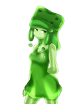Minecraft SLIME HUMANA (MOB TALKER) by natom96