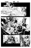 XMen 188 pg 21 by TimTownsend