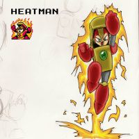 Heatman by GOODGRAPHIX
