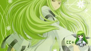CC - Code Geass Wallpaper by Cassaria