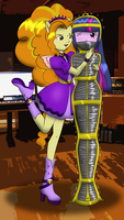 (Coloured) Siren's Prize - Tape Version by Ponyguy67