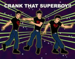 Crank That Superboy by DKANG0316