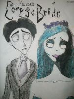 Corpse Bride by KillTheArtRat