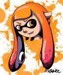 Splatoon Sketch Colored by Moosedup
