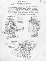 Armor Design 101: Rule 3 by Draguunthor