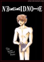 Death Note: Nekkid Note by attaC