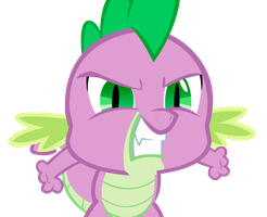 Spike rage by andy18
