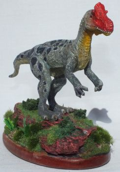 Cryolophosaurus (4 of 4) by Lithographica