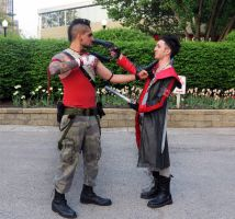 Vaas And Dante (ACen 2013) by predix9