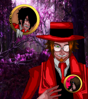 AluKeats Alucard is mad by AngelKiller666