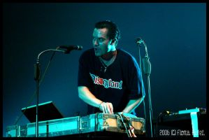 Mike Patton I PdB2006 by Hanachiisai