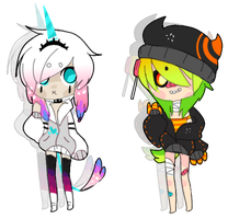 Candy adopts - {closed} by Satyrcat