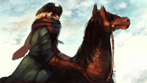 Cowboy by P-cate
