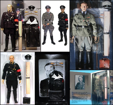 Heydrich In The Past Toys ITPT Figures by PrinceZarbon