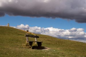Seat in the Clouds by Kaz-D