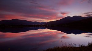 Reflections of Bogong by MarkLucey