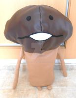 Touch Detective Funghi Nameko Plushie by 402ShionS3