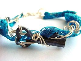 Passage Bracelet by sojourncuriosities