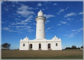 Macquarie Lighthouse 2 by JohnK222