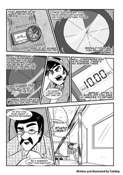 Engine 999 Webcomic Series - CH1PG7 by Tailzkip