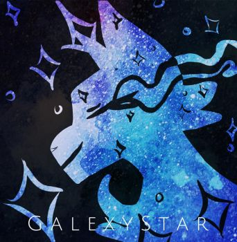Galaxystar by MoonHunterOwO