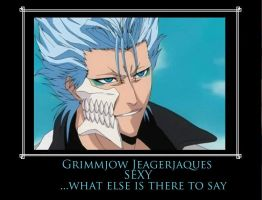 Grimmjow is...Sexy by Lemange