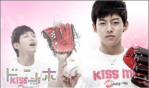 Dongho the Baseball Boy :3 by bungho
