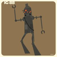 i is for ig-88 by striffle