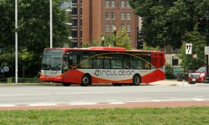 DC Circulator Bus 1128 by JamesT4
