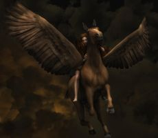 The Flight by x-bossie-boots-x