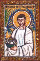 Saint Cyprian by Theophilia
