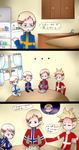 Where'd Da Butter Go, Norge? by StormandeCartooniste