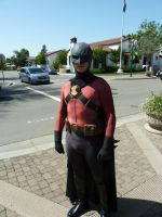 Red Robin FCBD 2012 by TimDrakeRobin