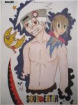 Soul Eater.Copic by Emzy88