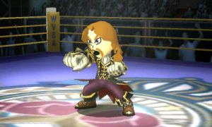 Triple H in Smash Bros. by SonicPal