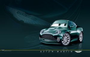 Cars | Aston Martin by danyboz