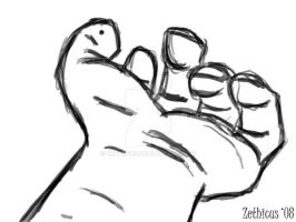 My hand by zethicus