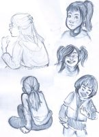 RW Scribbledump 4: Children by ph00
