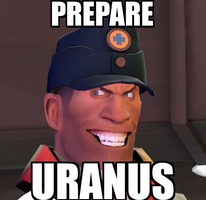 Prepare Uranus by MarcoMetalWolf