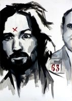 Manson and Alcapone by irethlasombra