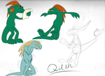 Quin Character sheet by X231