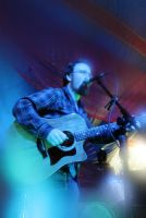 Enda Reilly at The Flatlakes festival by markbrmb