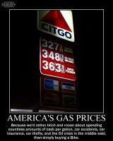 USA Gas Prices -demotivation- by Dragunov-EX