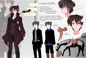 [DGM] :: Logan Sadler - Reference by ShadowExiladia