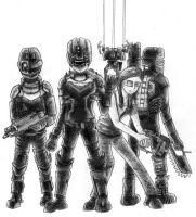 Dead Space by Dr4gon-Of-Ch4o5