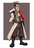 TF2: Medic Loadout by forte-girl7