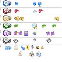 Sample Icons - 1 by fz105