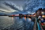 Oban, Scotland by greycamera