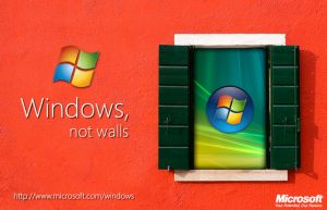 Windows, not walls by xazac87