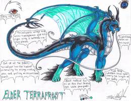 Elder Terrafrost Ref by Neffertity